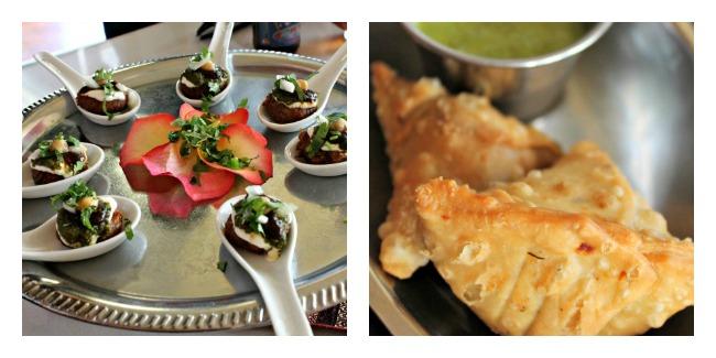sizzling tandoor appetizers