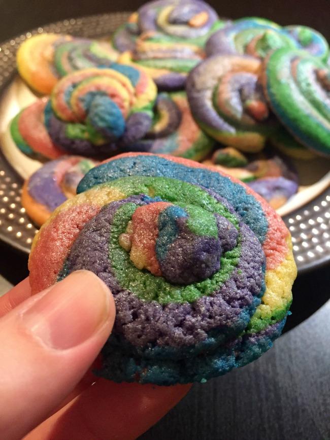 Sparkly Rainbow Unicorn Poop