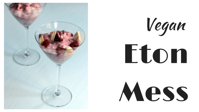 Vegan Eton Mess