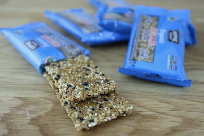 hippie snacks sesame snacks