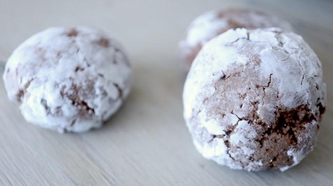 Amaretti Cookies Vegan