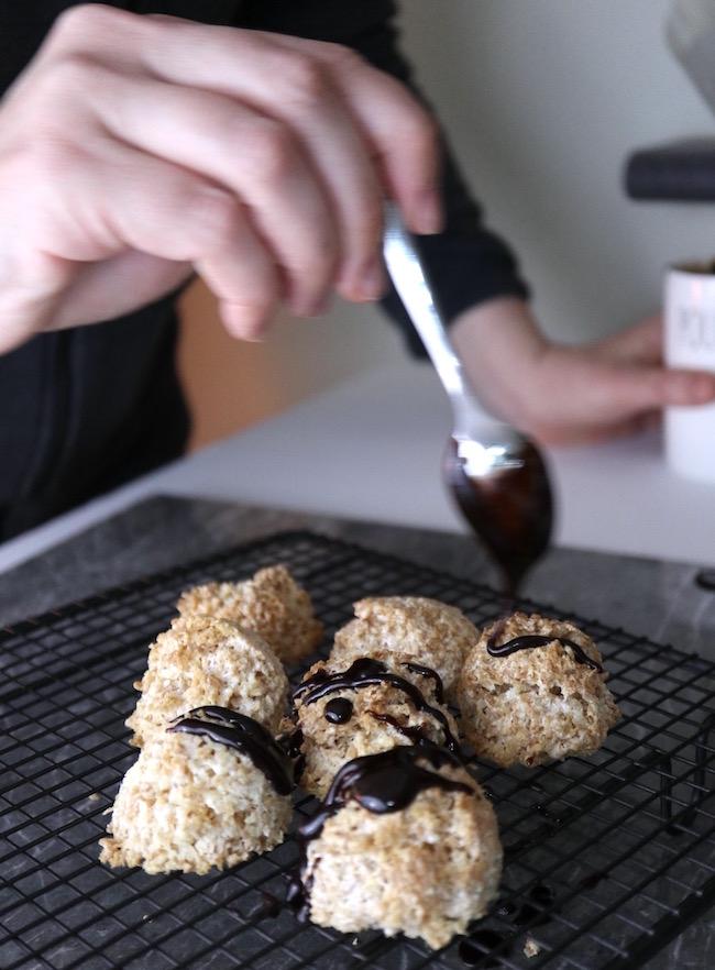 vegan gluten free macaroons