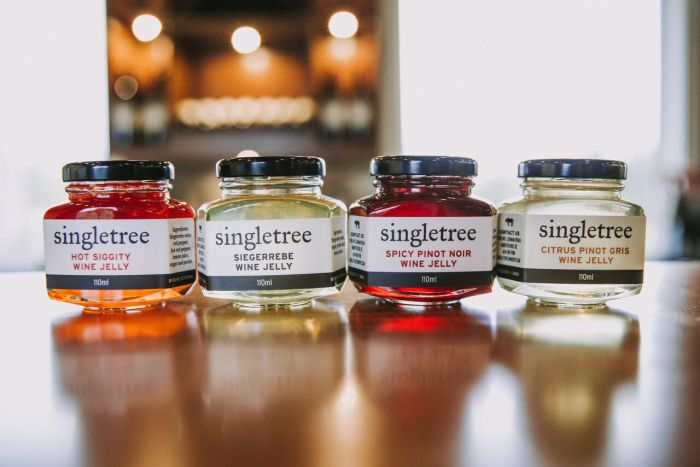 SingleTree Wine Jellies