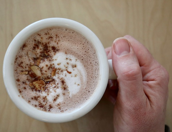 Cartem's Vegan Hot Chocolate