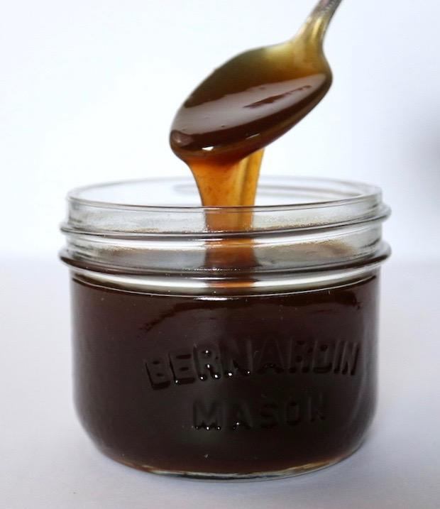 Salted Maple Caramel (Vegan)