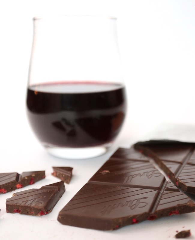 Chocolate and Wine Pairing