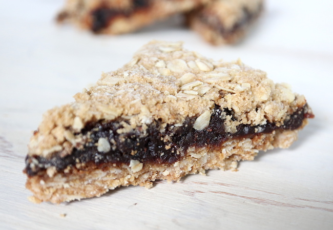 Vegan Date Squares Recipe