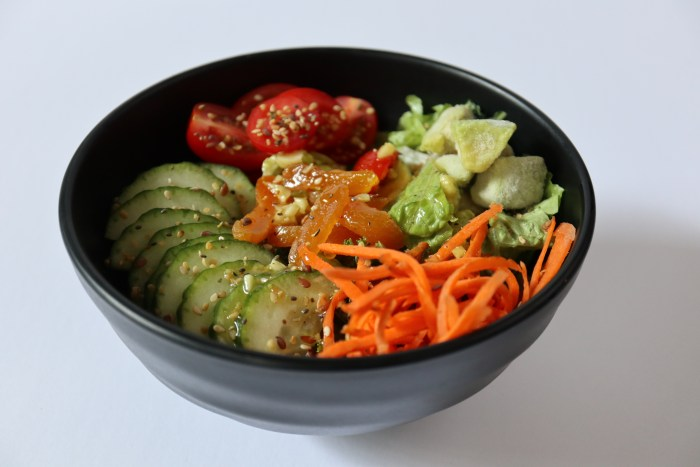 a pretty green salad