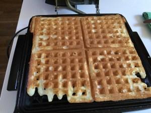 Buttermilk Waffles - CookingCoOp.com