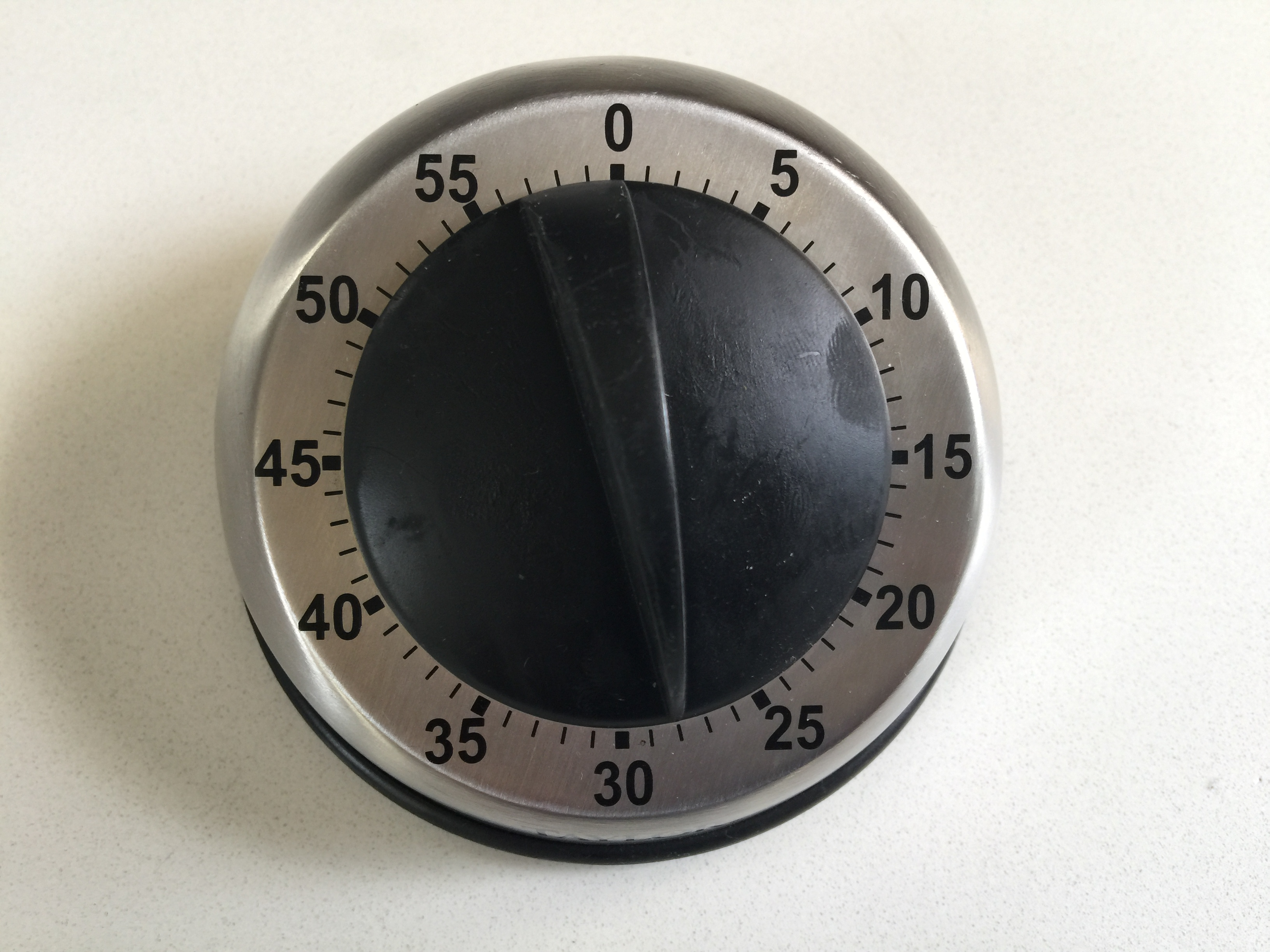 Timer for 30 Minutes or Less - CookingCoOp.com