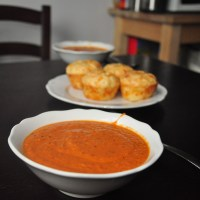 Tomato Soup - Quick and Speedy and Easy and Yummy!