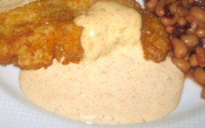 Aioli (Garlic) Cayenne Sauce