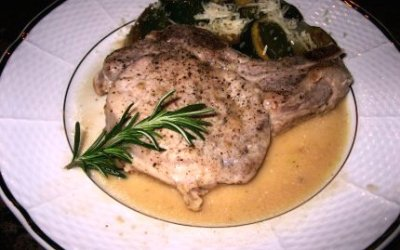 Piedmont Pork Chops