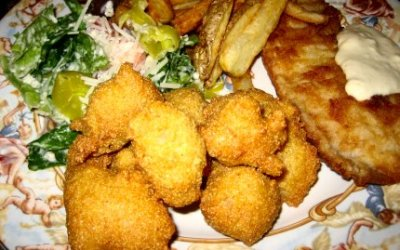 Nawlins Hush Puppies