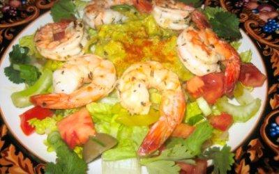 Shrimp San Diego