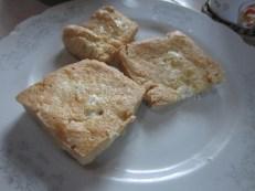 Tokwa or tofu (fried)