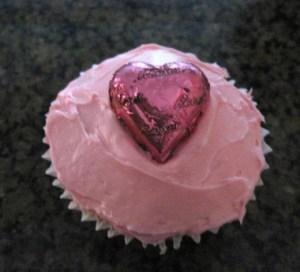 Heart Cupcake 1