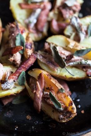Garlic, anchovy and sage potatoes-2