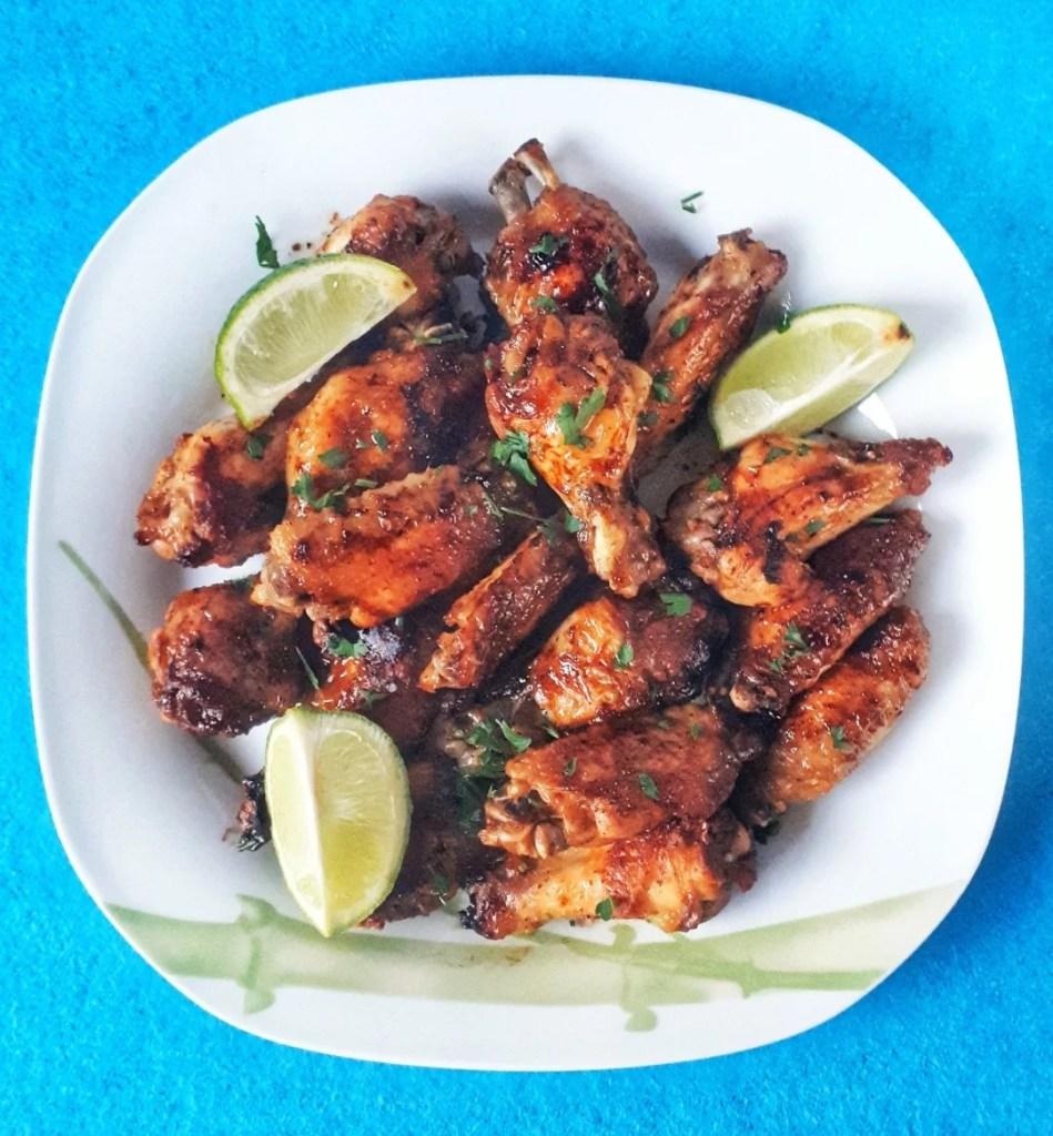 Keto Chicken Wings