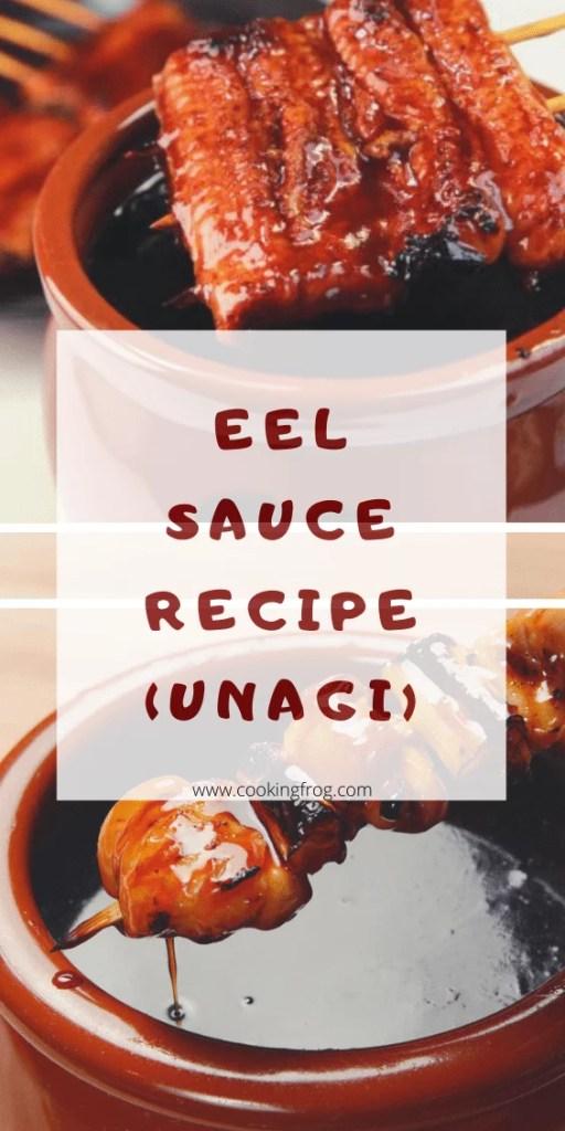 Eel Sauce Recipe (Unagi Sauce)