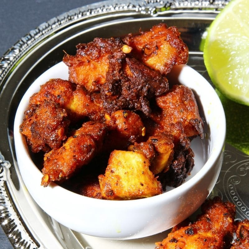 Crispy and Spicy Chicken 65 Easy Recipe