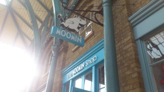 The Moomin Shop @Covent Garden