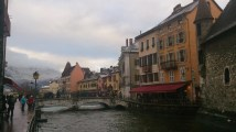 Old town, Annecy