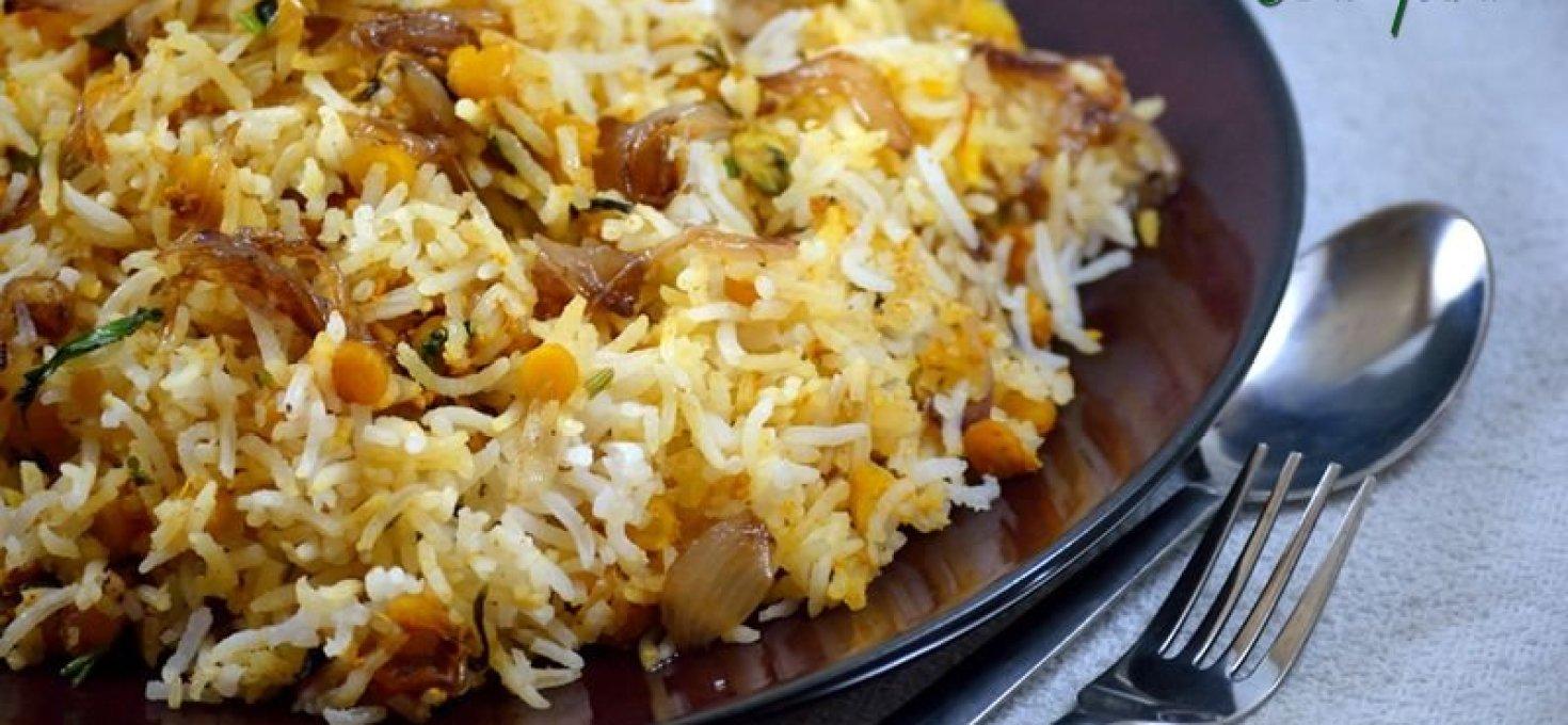 Qubooli Biryani | Sunday Biriyani Recipes