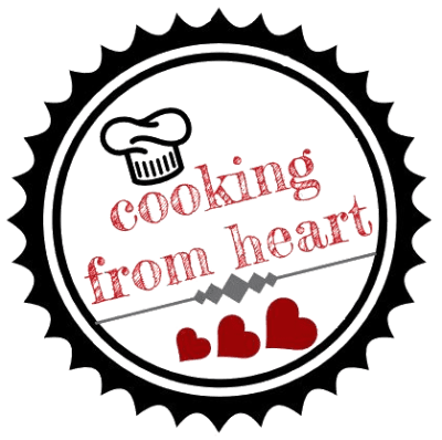 Cooking From Heart Logo