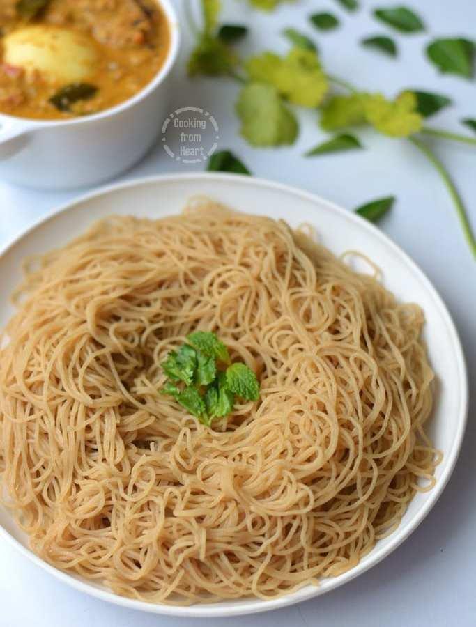 Wheat Idiyappam | Godhumai Idiyappam | Wheat String Hoppers