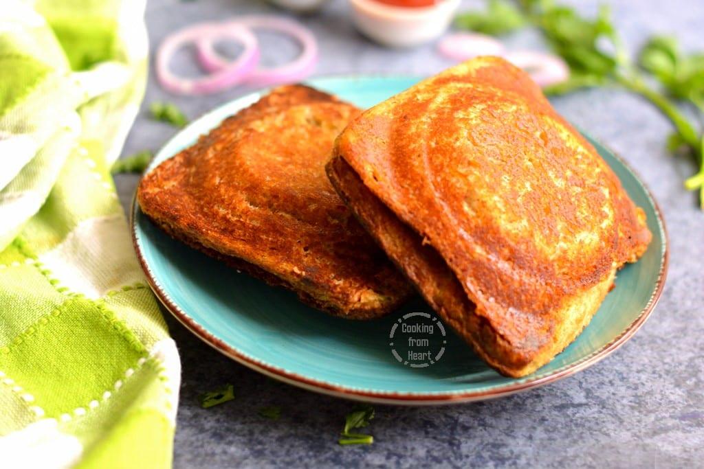 Bombay Masala Toast