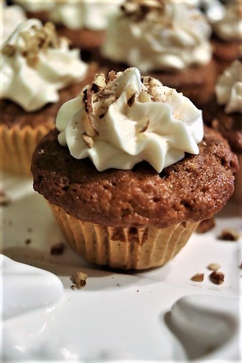 carrot cupcake13