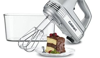 Cuisinart Hand Mixer Reviews