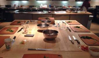 Sur La Table – Learn to Cut Like a Pro Class Review