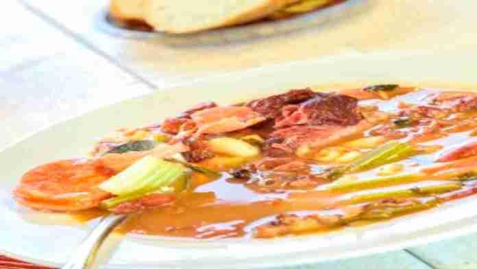 Frank-DeLima's-Portuguese-Bean-Soup