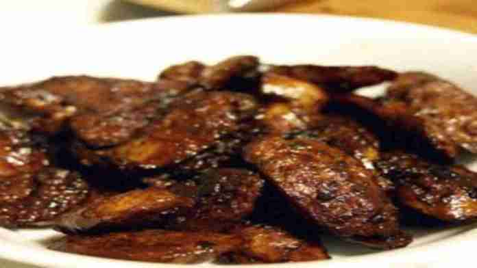 Sherry-Glazed-Portuguese-Sausage