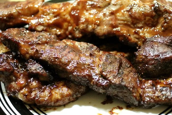 Boneless Country Style Ribs Grill