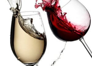 Wine - white & red