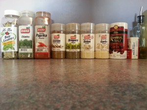 Essential spices