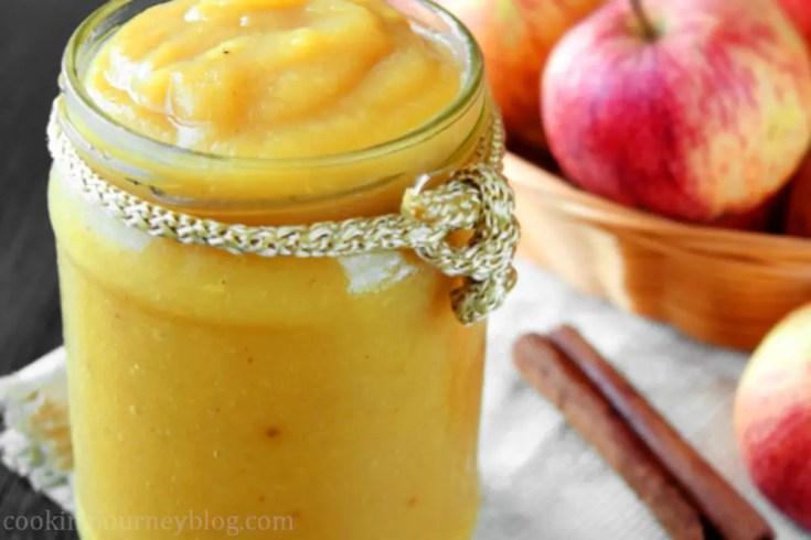 Apple sauce – Easy apple recipes