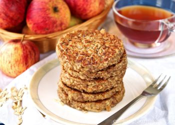 Apple pancakes – Easy healthy breakfast
