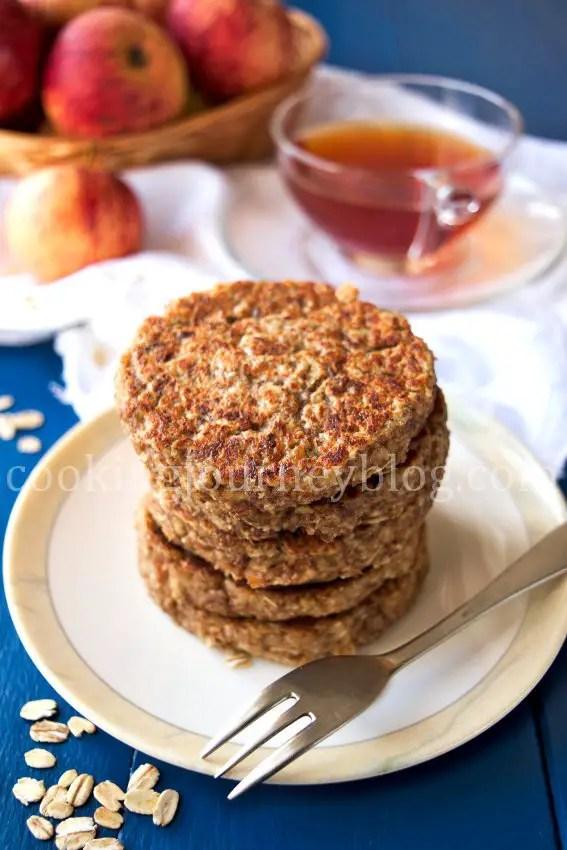 Apple pancakes – Easy healthy breakfast