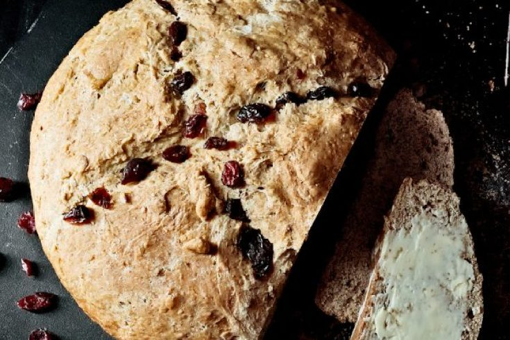 Irish Soda Bread Recipe – How To Make Bread