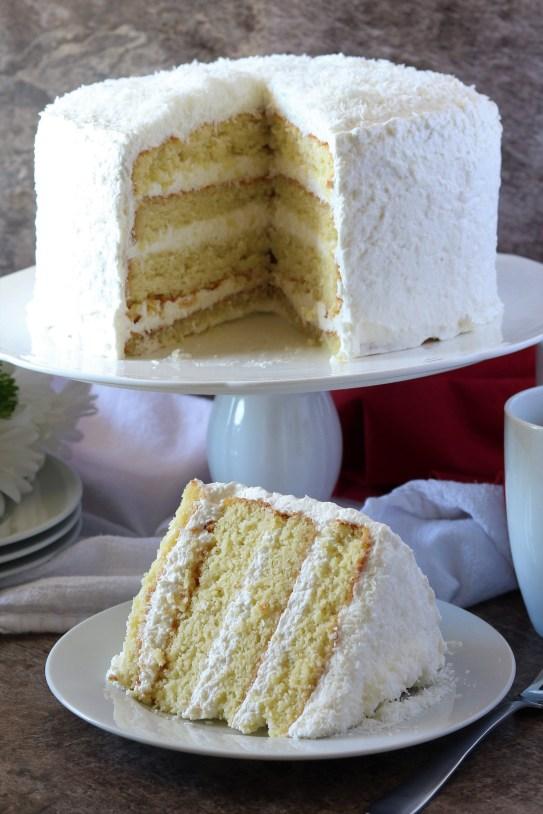 Kim Vargo - Coconut Cake 1