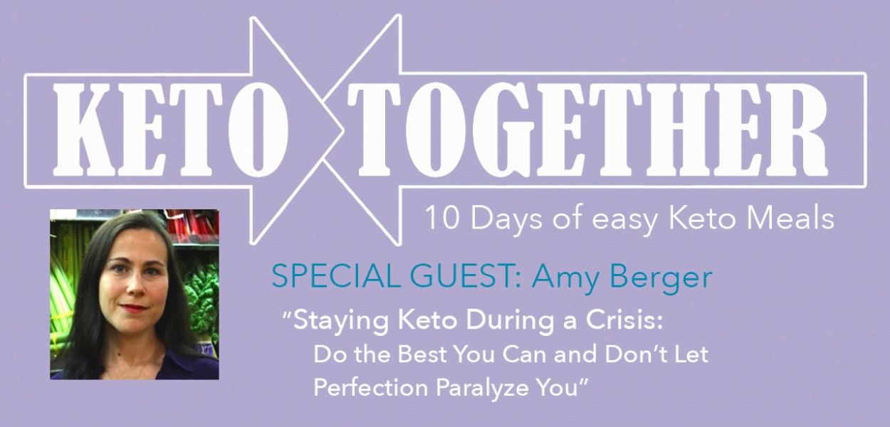 keto togehter amy berger