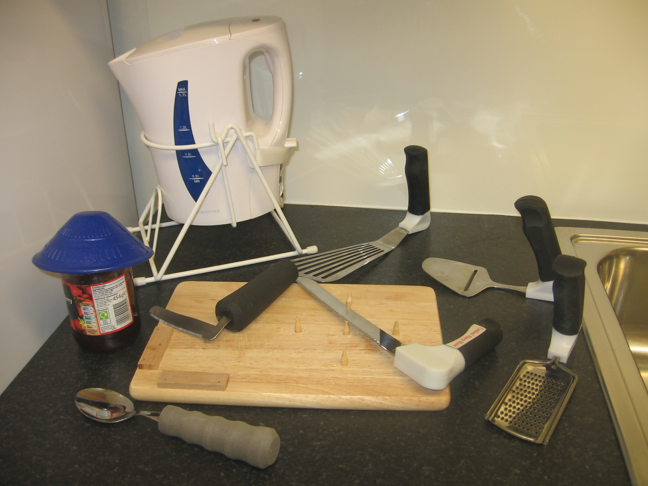How Would The Occupational Therapist Enable Cooking