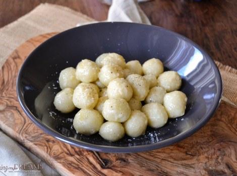 gnocchi gorgonzola