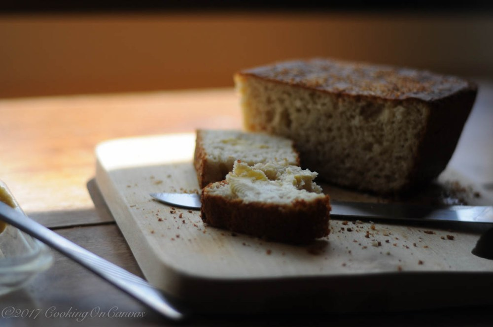 Rice-flour-bread