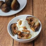 Roasted Fig Sundaes