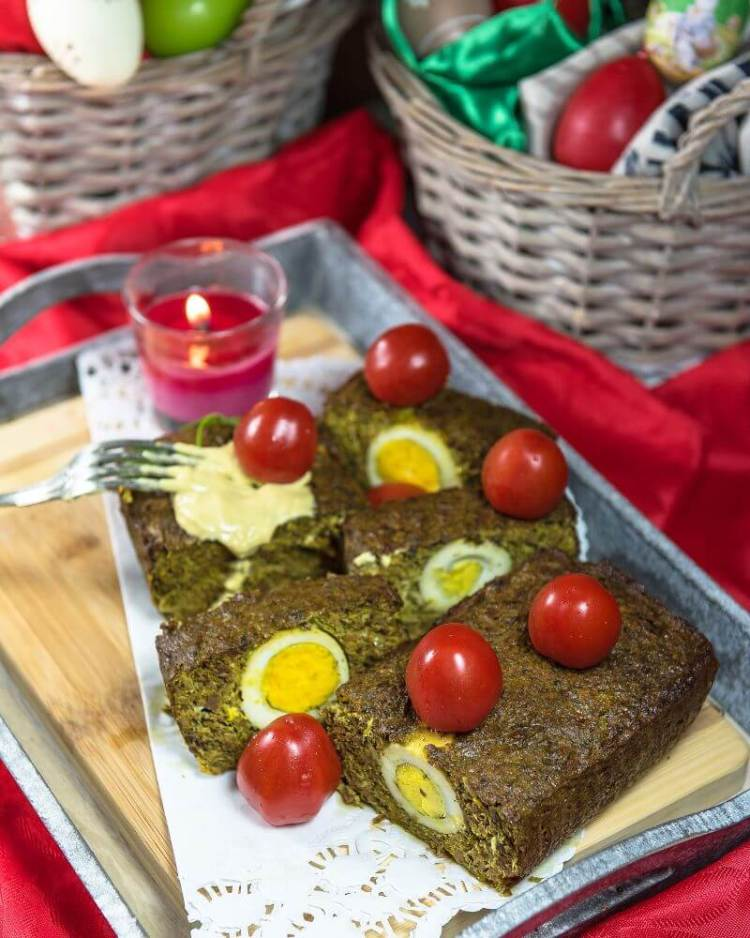 Romanian haggis on Cooking Romania by Vivi